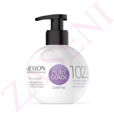 REVLON NUTRI COLOR Nº 1022 PLATINO INTENSO 270ML