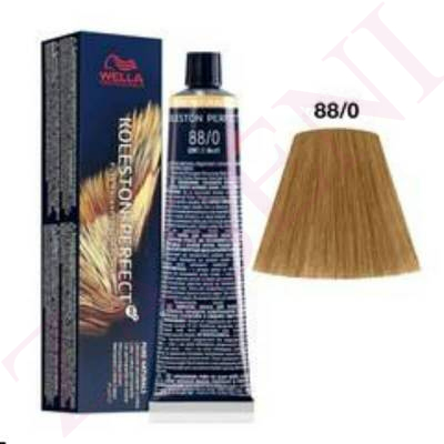88/0 RUBIO CLARO INT. WELLA KOLESTON P. ME+ PURE NATURALS 60
