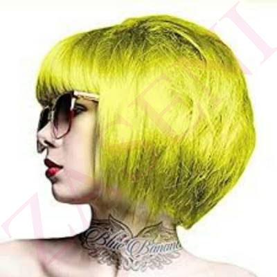 CRAZY COLOR CREMA COLORANTE CABELLO CANARY YELLOW 49 100ML