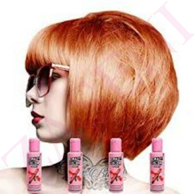 CRAZY COLOR CREMA COLORANTE CABELLO CORAL RED 57 100ML