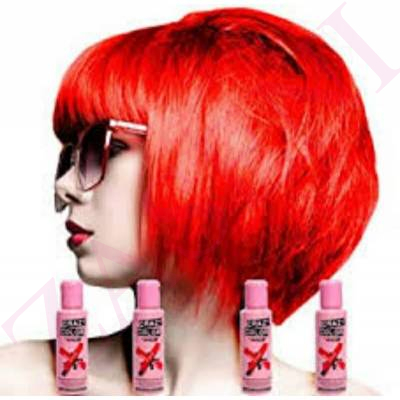 CRAZY COLOR CREMA COLORANTE CABELLO FIRE 56 100ML