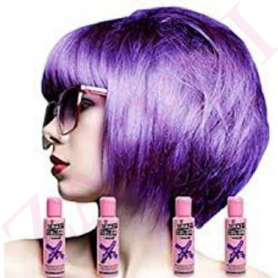 CRAZY COLOR CREMA COLORANTE CABELLO HOT PURPLE 62 100ML