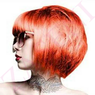 CRAZY COLOR CREMA COLORANTE CABELLO ORANGE 60 100ML