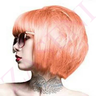 CRAZY COLOR CREMA COLORANTE CABELLO PEACHY CORAL 70 100ML