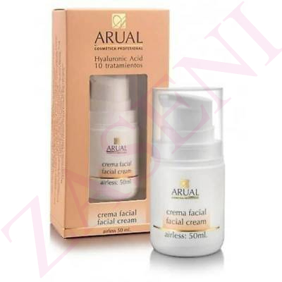 ARUAL CREMA FACIAL HYALURONIC ACID 10 TRATAMIENTOS 50ML