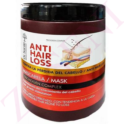 DR SANTE MASCARILLA ANTI HAIR LOSS 1000ML