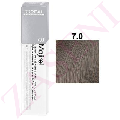 LOREAL MAJIREL 7.0 RUBIO ULTRA NATURAL 50ML