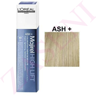 LOREAL MAJIREL HIGH LIFT HL ASH+ CENIZA OSCURO 50ML