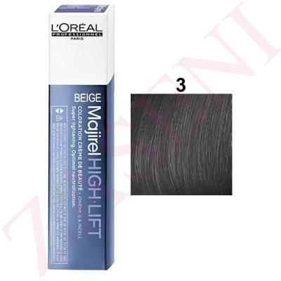 LOREAL MAJIREL HIGH LIFT HL BEIGE