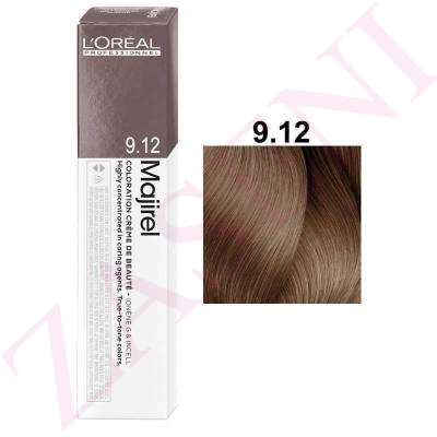 LOREAL MAJIREL 9.12 50ML