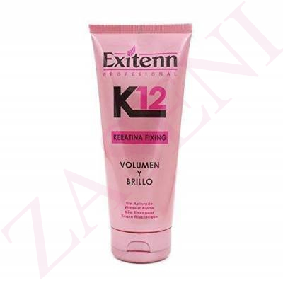 EXITENN MASCARILLA K12 KERATINA FIXING 200ML