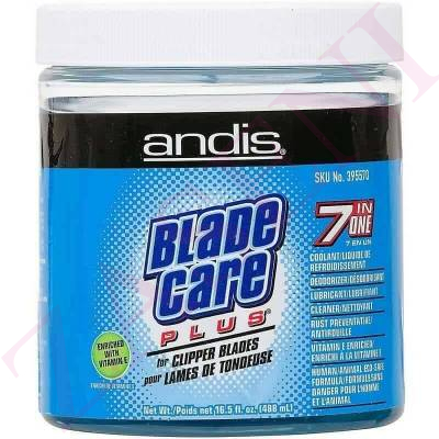 ANDIS BOTE 7 IN ONE PLUS LIMPIADOR LÍQUIDO 488ML