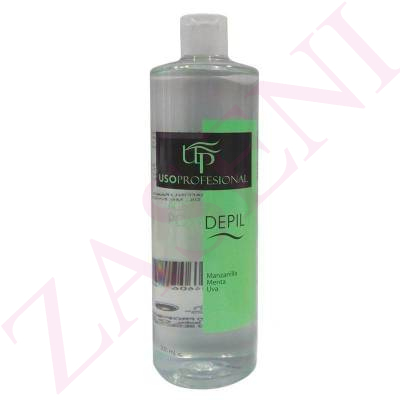 USO PROFESIONAL ACEITE POST DEPIL 500ML