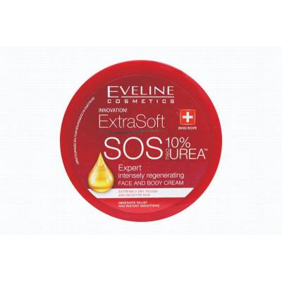 EVELINE CREMA FACIAL Y CORPORAL UREA 175ML