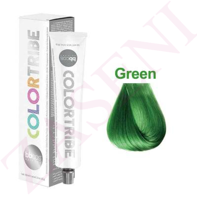 BBCOS COLOR TRIBE GREEN 100ML