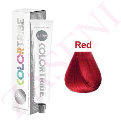 BBCOS COLOR TRIBE RED 100ML