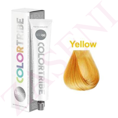 BBCOS COLOR TRIBE YELLOW 100ML
