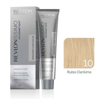 REVLON Nº 10 TINTE REVLONISSIMO COLOR & CARE