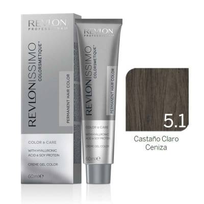 REVLON Nº 5.1 TINTE REVLONISSIMO COLOR & CARE