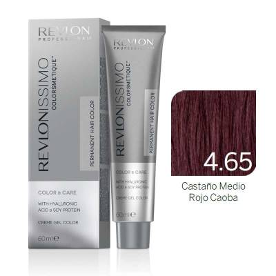 REVLON Nº 4.65 TINTE REVLONISSIMO COLOR & CARE