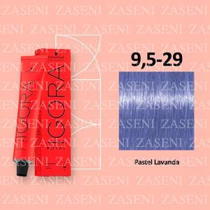 9,5-29 SCHWARZKOPF IGORA ROYAL PASTEL LAVANDA 60 ML