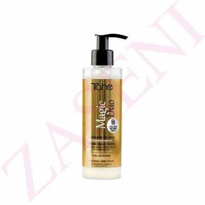 TAHE ACTIVADOR DUO MAGIC RIZOS 200ML